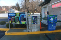 Carwash Vending Machine Washington Mills NY