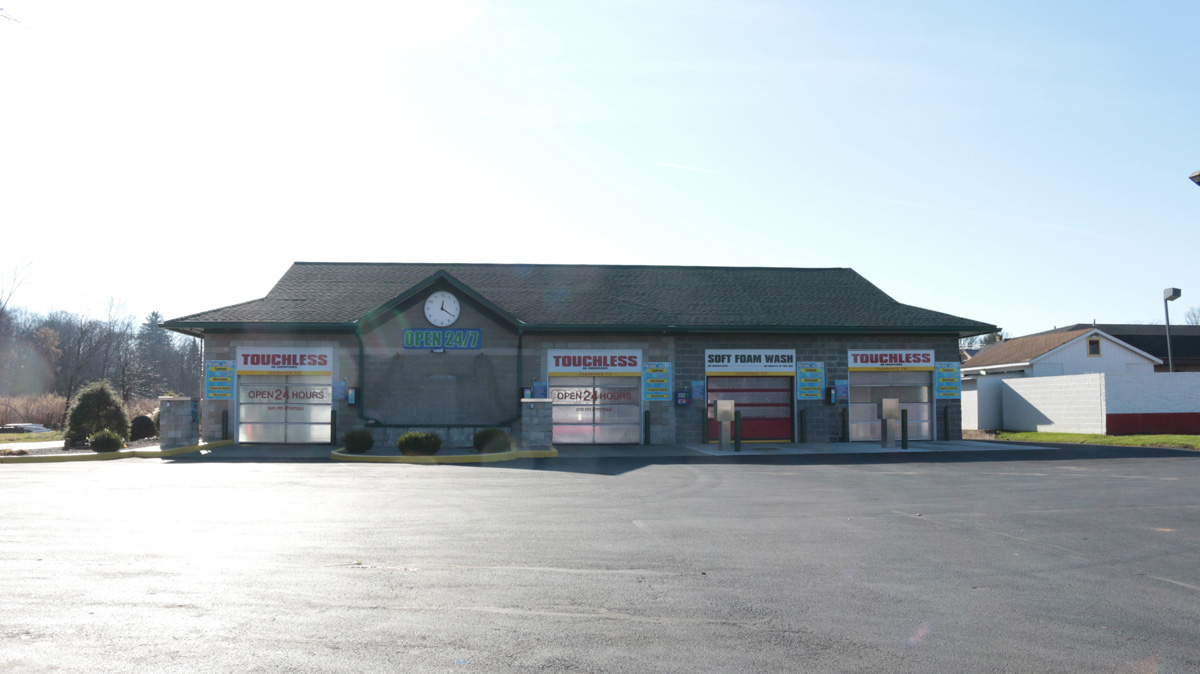 Utica Area S Finest Touchless Self Service Car Wash Washworld